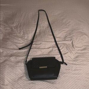 Classic black bag.
